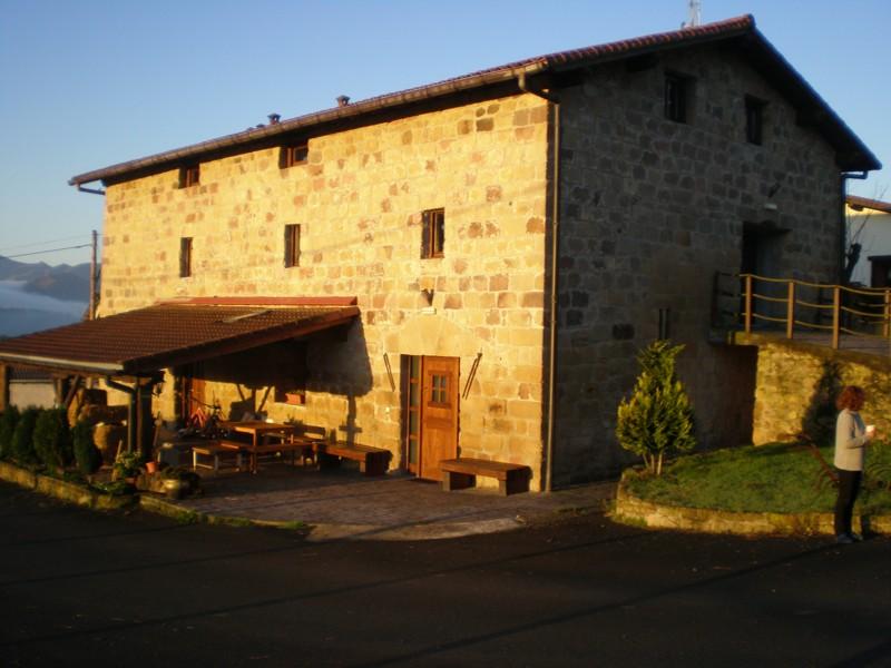 Abeta zaharra la casa alojamiento rural en getaria gipuzkoa - Casa rural getaria ...